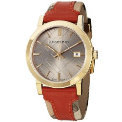 Buy Women's Burberry Watch Heritage Nova Check BU9016