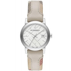 Buy Women's Burberry Watch Heritage Nova Check BU9132