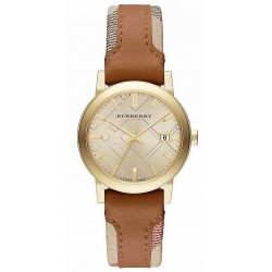Buy Women's Burberry Watch The City Haymarket BU9133