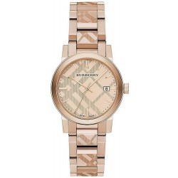 Buy Women's Burberry Watch The City BU9146