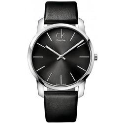 Buy Men's Calvin Klein Watch City K2G21107