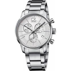 Buy Men's Calvin Klein Watch City K2G27146 Chronograph
