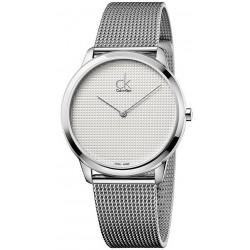 Buy Men's Calvin Klein Watch Minimal K3M2112Y