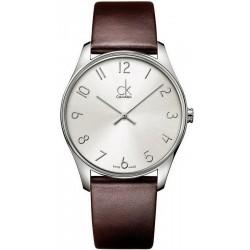Buy Men's Calvin Klein Watch New Classic K4D211G6