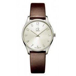 Buy Women's Calvin Klein Watch New Classic K4D221G6