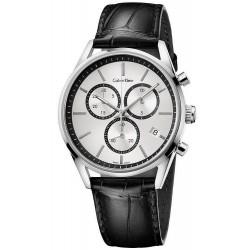 Buy Men's Calvin Klein Watch Formality K4M271C6 Chronograph
