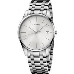 Buy Men's Calvin Klein Watch Time K4N21146