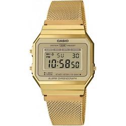 Buy Casio Vintage Unisex Watch A700WEMG-9AEF
