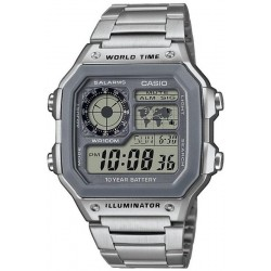 Buy Casio Collection Mens Watch AE-1200WHD-7AVEF