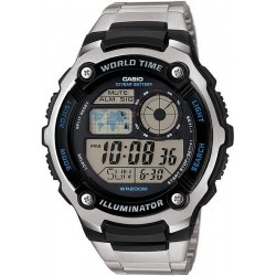 Buy Casio Collection Men's Watch AE-2100WD-1AVEF Multifunction Digital