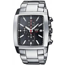 Buy Casio Edifice Men's Watch EF-509D-1AVEF Chronograph