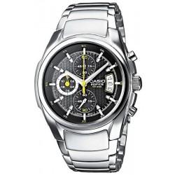 Buy Casio Edifice Men's Watch EF-512D-1AVEF Chronograph