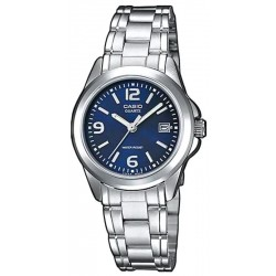 Buy Casio Collection Womens Watch LTP-1259PD-2AEF