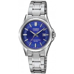 Buy Casio Collection Womens Watch LTS-100D-2A2VEF