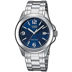 Buy Casio Collection Mens Watch MTP-1259PD-2AEF