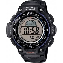 Buy Casio Collection Men's Watch SGW-1000-1AER Digital Multifunction