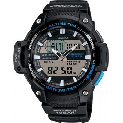 Buy Casio Collection Men's Watch SGW-450H-1AER Multifunction Ana-Digi