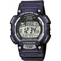 Buy Casio Sports Unisex Watch STL-S100H-2A2VEF Multifunction Digital Solar