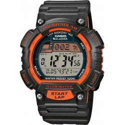 Buy Casio Sports Unisex Watch STL-S100H-4AVEF Multifunction Digital Solar