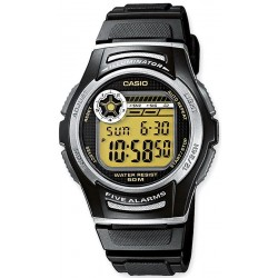 Casio Collection Men's Watch W-213-9AVES Multifunction Digital