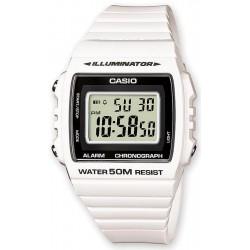 Buy Casio Collection Unisex Watch W-215H-7AVEF Multifunction Digital