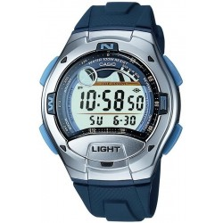 Buy Casio Collection Unisex Watch W-753-2AVES Multifunction Digital
