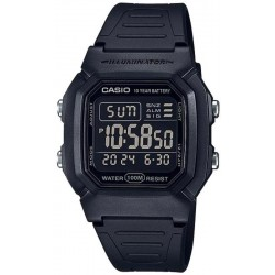 Buy Casio Collection Mens Watch W-800H-1BVES