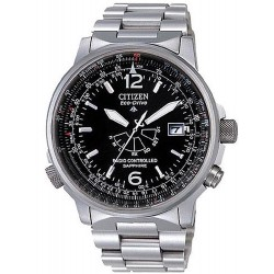 Men's Citizen Watch Promaster Radio Controlled Titanium AS2031-57E