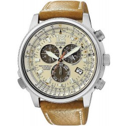 Men's Citizen Watch Chrono Eco-Drive Radio Controlled AS4020-44B