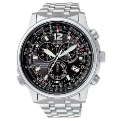 Buy Men's Citizen Watch Promaster Air Chrono Radio Controlled AS4020-52E