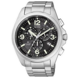 Buy Men's Citizen Watch Promaster Chrono Radio Controlled AS4041-52E