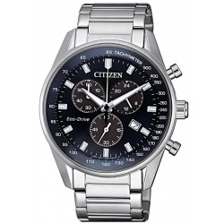 Buy Men's Citizen Watch Chrono Eco-Drive AT2390-82L