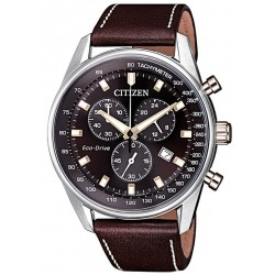 Buy Men's Citizen Watch Chrono Eco-Drive AT2396-19X