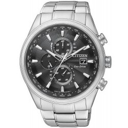 Buy Men's Citizen Watch Chrono Eco-Drive Radio Controlled AT8011-55E