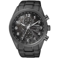 Men's Citizen Watch Chrono Eco-Drive Radio Controlled AT8018-56E