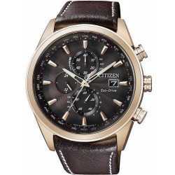 Buy Men's Citizen Watch Chrono Eco-Drive Radio Controlled AT8019-02W