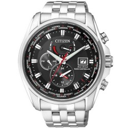 Buy Men's Citizen Watch Radio Controlled Chrono Eco-Drive AT9030-55E