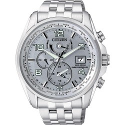 Buy Men's Citizen Watch Radio Controlled Chrono Eco-Drive AT9030-55H