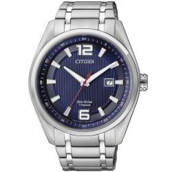 Buy Men's Citizen Watch Super Titanium Eco-Drive AW1240-57M
