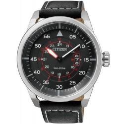 Buy Men's Citizen Watch Aviator Eco-Drive AW1360-04E