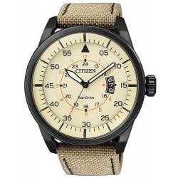 Buy Men's Citizen Watch Aviator Eco-Drive AW1365-19P