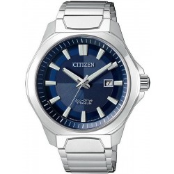 Men's Citizen Watch Super Titanium Eco-Drive AW1540-53L