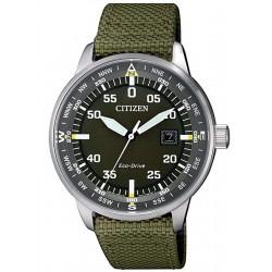 Men's Citizen Watch Aviator Eco-Drive BM7390-22X