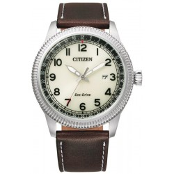 Buy Mens Citizen Watch Aviator Eco Drive BM7480-13X