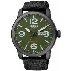 Buy Men's Citizen Watch Military Eco-Drive BM8476-15X