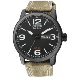 Men's Citizen Watch Military Eco-Drive BM8476-23E