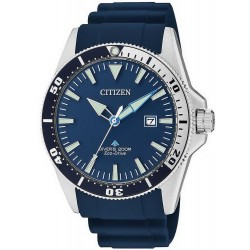 Men's Citizen Watch Promaster Marine Diver's Eco-Drive 200M BN0100-34L
