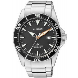Men's Citizen Watch Promaster Marine Diver's Eco-Drive 200M BN0100-51E