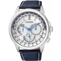 Men's Citizen Watch Calendrier Eco-Drive BU2020-11A Multifunction
