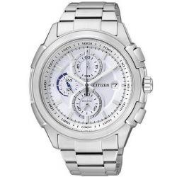 Buy Men's Citizen Watch Chrono Eco-Drive CA0140-54A